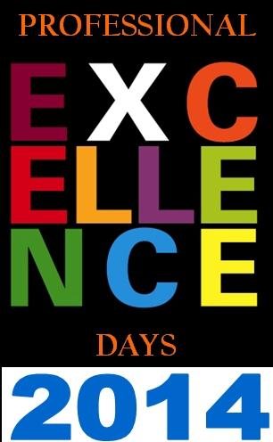 Professional Excellence Days 2014